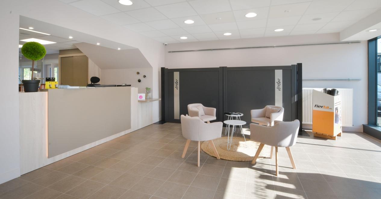 La SAS Lehain dans le Calvados vous propose des portes, fenêtres et portails